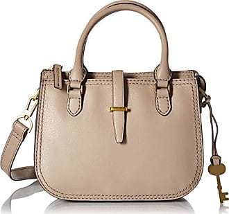 Fossil Ryder Mini Satchel Light Taupe