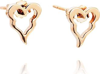 Efva Attling Crazy Heart Ear Earrings