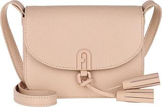 Furla Cross Body Bags - 1927 Mini Crossbody 17 Ballerina - beige - Cross Body Bags for ladies