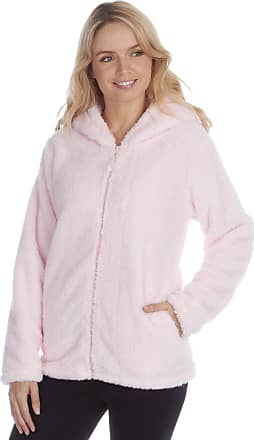 Forever Dreaming Ladies Womens Snuggle Top Hoodie Full Zip Fleece Super Soft