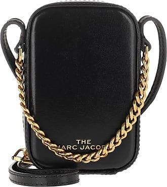 Marc Jacobs Cross Body Bags - The Mini Vanity Crossbody Bag Black - black - Cross Body Bags for ladies