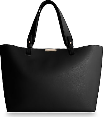 Katie Loxton Piper Soft Tote Bag - Black