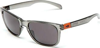 HB Óculos de Sol Hb Gipps ll 9013864600/55 Cinza Fosco com Laranja