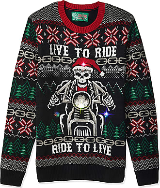 Ugly Christmas Sweater Company Little Assorted Crew Neck Pullover Xmas Sweaters Boys Sizes 4-7