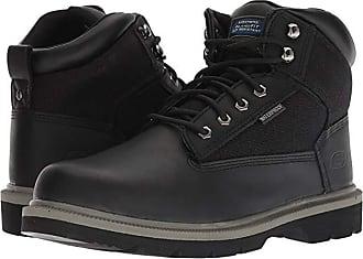 746735d32e0 Black Skechers® Boots for Men | Stylight