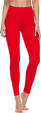 Damen Lange Sporthosen in Rot Shoppen: bis zu −53%   Stylight