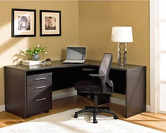 Unique Furniture Desk Espresso - JOLL205-1