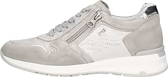 P805054d argent Gris Sneakers Nero Giardini Femme TqOxww75