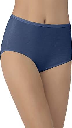 Vanity Fair Womens Illumination Brief Panty 13109 Admiral Navy, Large
