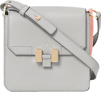 Maison Héroïne Handtasche Damen, Tilda Phone, Grey