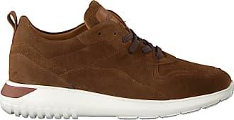 Mazzeltov Cognacfarbene MazzelTov Sneaker 3955