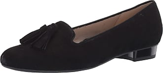 Ara Womens BARI Closed Toe Ballet Flats, Black Schwarz 71, 2.5 UK