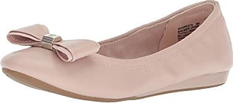 407ea8b68c67 Bandolino Womens Ferrista Ballet Flat Dusty Pink 6.5 M US
