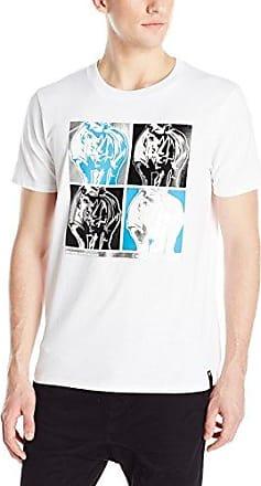 Ecko UNLTD Mens Upright Short Sleeve Printed T-Shirt