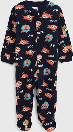 Tip Top Pijama Tip Top Longo Infantil Bichos Preto