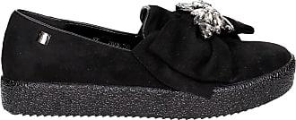 Femme 4105 Chaussures on Noir Slip 15 Braccialini RSdXRq