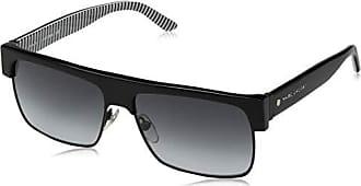 17260ccc45 Marc Jacobs Mens Marc56s Rectangular Sunglasses Black Gray Gradient 57 mm