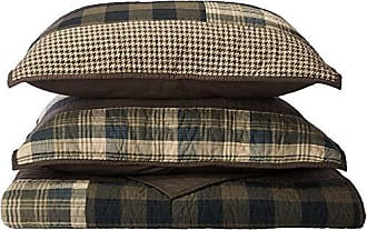 Woolrich Winter Plains Quilt Mini Set Full/Queen Taupe