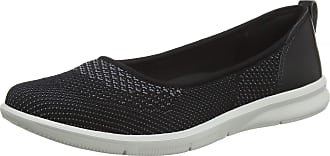 Rockport Womens Ayva Washable Knit Pump Slip-On, Black (Black 002), 4.5 UK (37.5 EU)