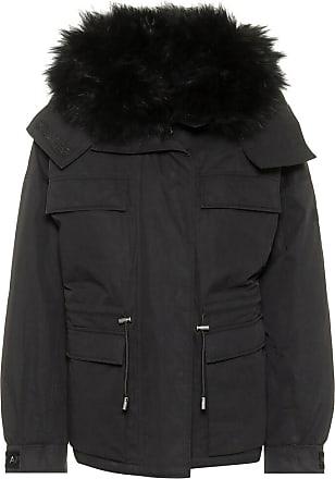 Yves Salomon Army cotton-blend down jacket