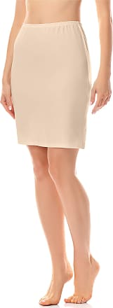 Merry Style Underskirt Petticoat for Skirts MS10-204 (Beige, 3XL)
