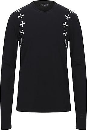 WHITE Logo shirt  Neil Barrett  Langermede skjorter - Herreklær er billig