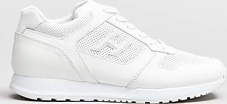 Rabaini Hogan - Sneakers in Pelle - Bianco