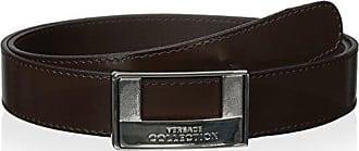 Versace Mens Casual Belt, Brown