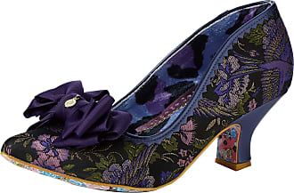 Irregular Choice Womens Vivienne Closed Toe Heels, Purple (Purple A), 3.5 (36 EU)