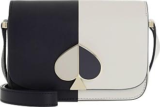 Kate Spade New York Nicola Bicolor Small Flap Shoulder Bag Blazer Blue/Optic White Umhängetasche blau
