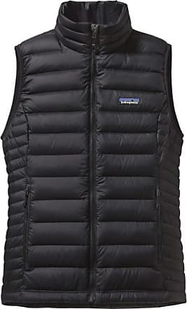 Patagonia Womens Down Sweater Vest Gilet in piumino Donna | blu/nero