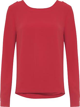 Shoulder Blusa Cachecour Costas Shoulder - Vermelho