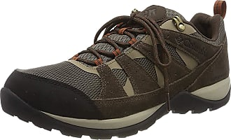 Columbia Mens Redmond V2 Waterproof Shoe, Brown (Mud, Dark Adobe 255), 10.5 UK