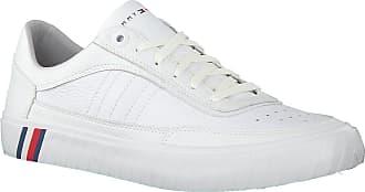 Tommy Hilfiger Weiße Tommy Hilfiger Sneaker Low Corporate Premium