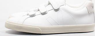 Veja Esplar 3-Lock Ledertrainer - leather   white   37 - White/White