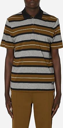 Ami Ami paris Raye polo shirt CHINE/OLIVE XL