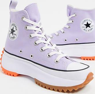 Converse Zapatillas hi-top lila Run Star Hike de Converse-Violeta