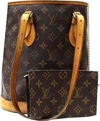 Louis Vuitton 2005s Louis Vuitton Monogram Canvas Petit Bucket Bag 9ab9213d76455