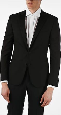 Corneliani CC COLLECTION peak lapel RESET tuxedo jacket size 48