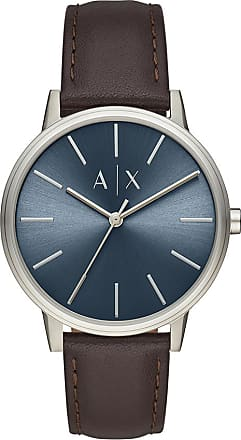 A|X Armani Exchange Relógio Quartz Prateado - Homem - Único IT
