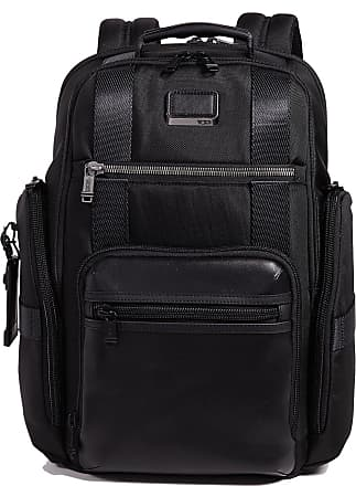 5bc25f77a5 Tumi Alpha Bravo Sheppard Deluxe Backpack - Black