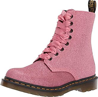 dfcaa2ab5656c3 Dr. Martens Dr.Martens Damen 1460 Pascal Glitter Glitter Pu Synthetic Pink Stiefel  39