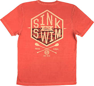 AES 1975 Camiseta AES 1975 Sink or Swim - GG