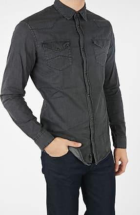 Armani JEANS Denim Shirt Größe L