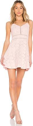 J.O.A. Sleeveless Mono Dress in Pink