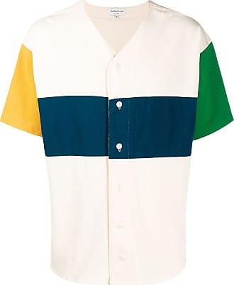 Ymc You Must Create Camisa color block - Neutro