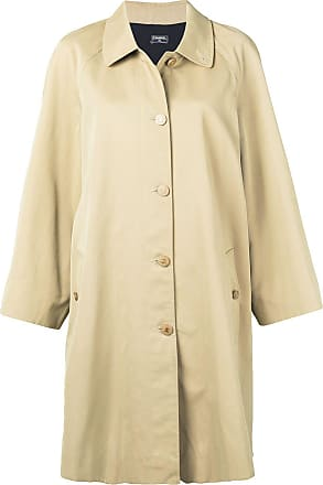Chanel 1990s trench coat - Brown