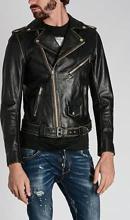 Diesel Leather UMENIROK Biker size Xxl