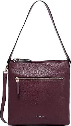 Fiorelli Womens Robyn Oxblood Shoulder Bag