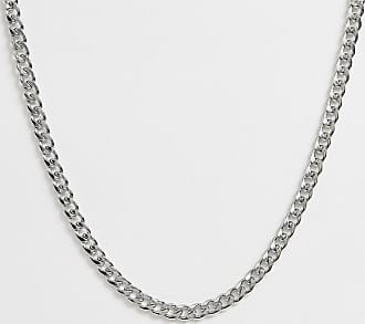 7X SVNX chain choker in silver